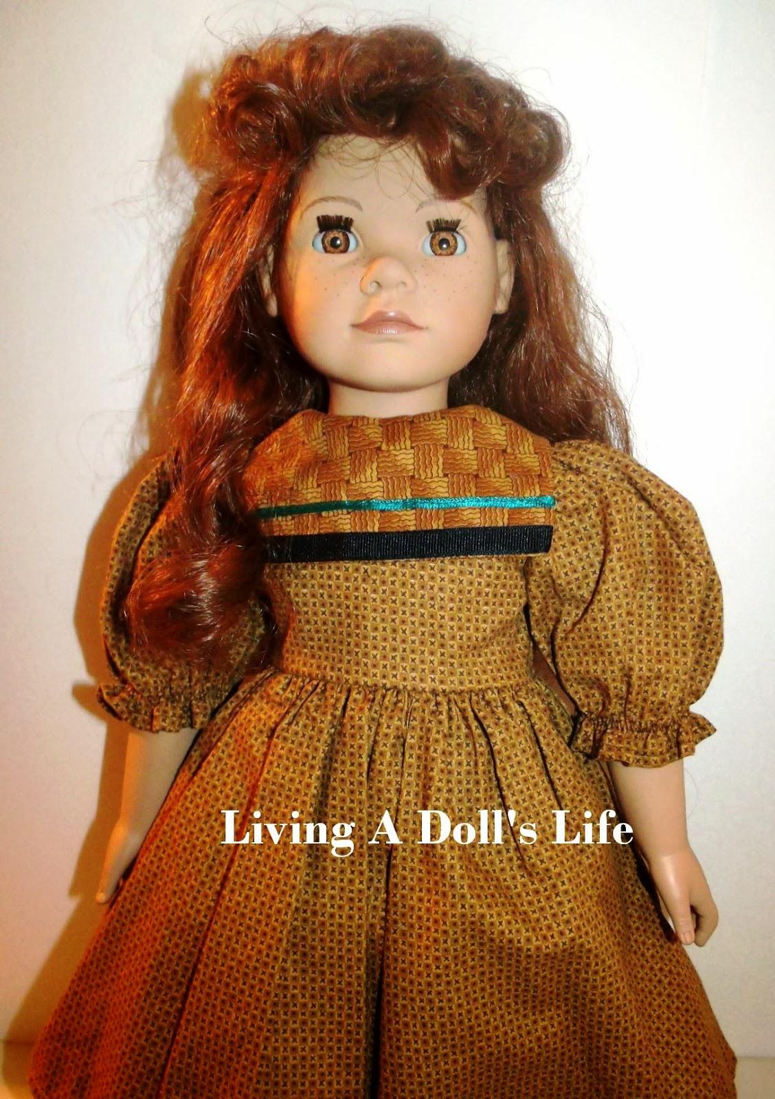 Living A Doll's Life : Heidi Ott Faithful Friends Dolls