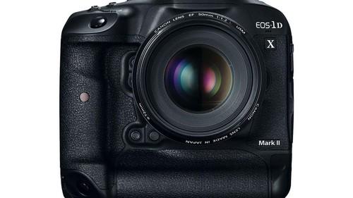 Canon EOS 1DX Mark II, Kamera DSLR Dengan Video 4K.