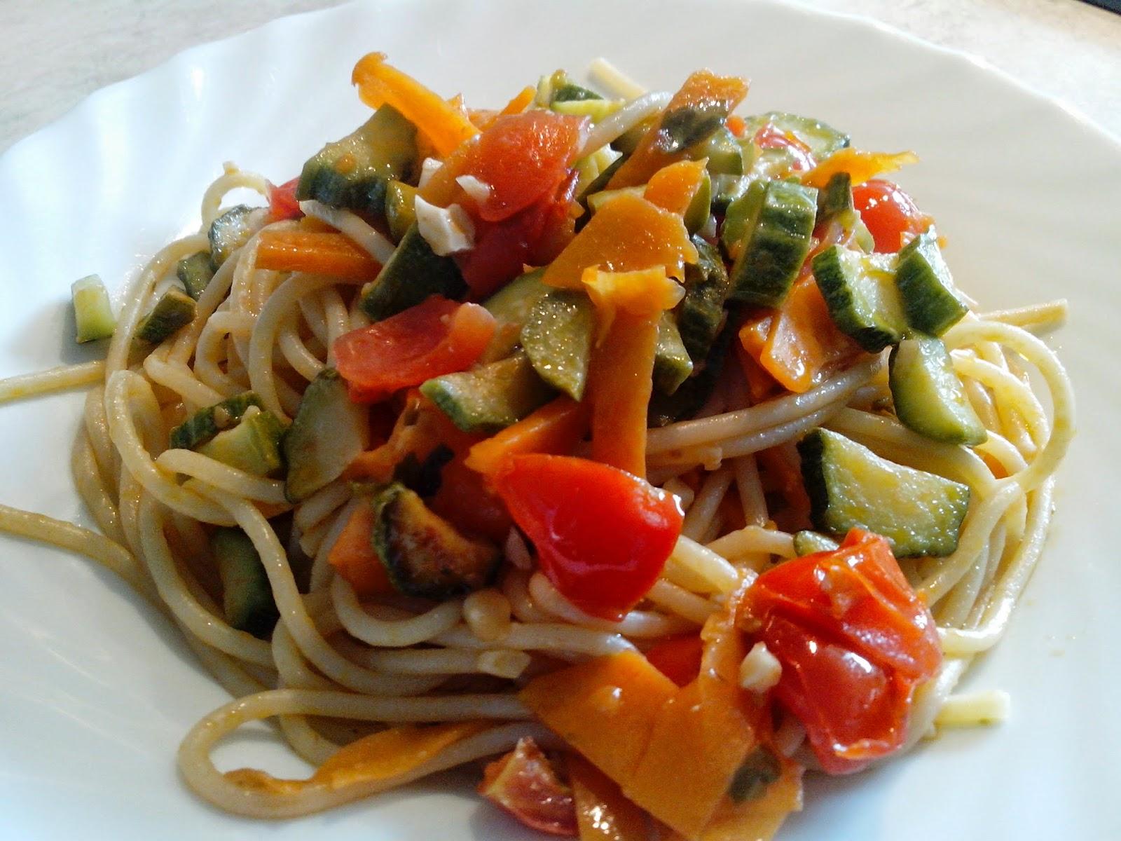 spaghetti in allegria