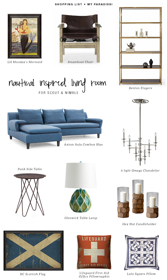 Shop curated rooms from Scout&Nimble | My Paradissi