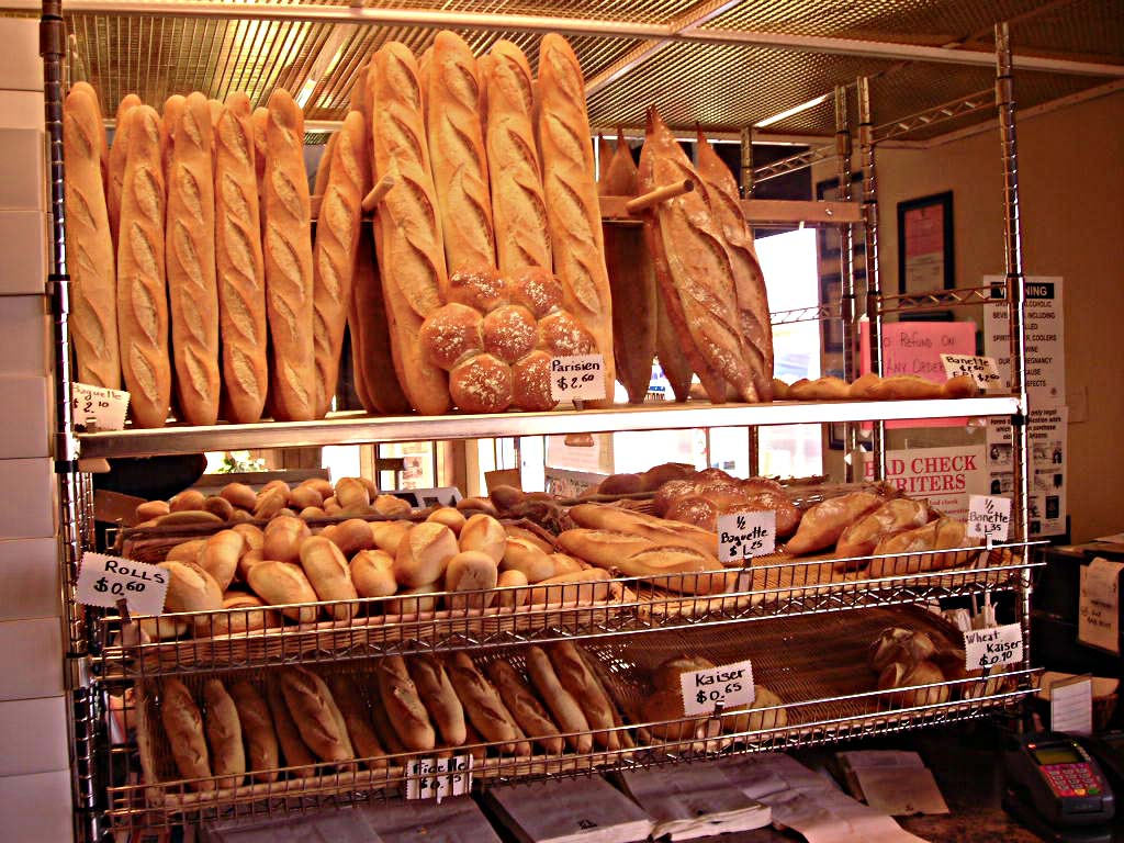 Feels Like Home to me: French Bakery