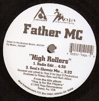 Father MC – High Rollers (Promo VLS) (1995)