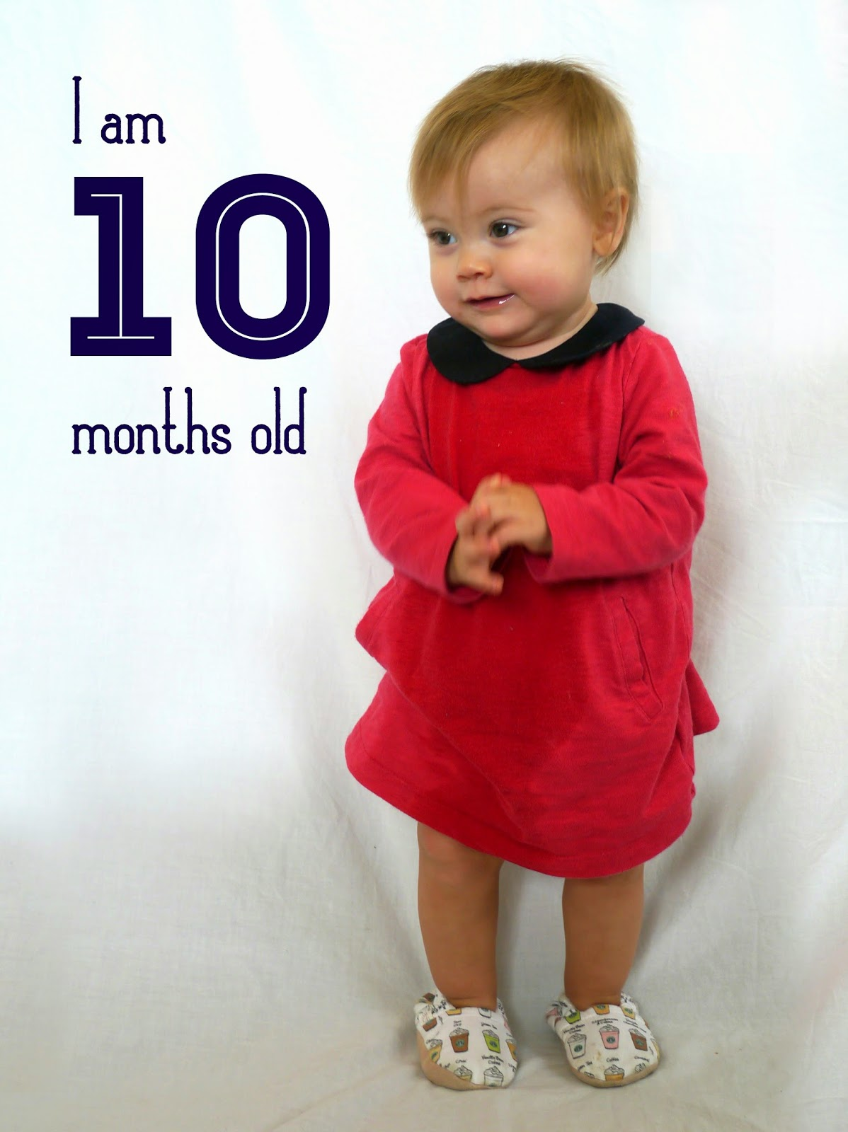 What can a child in 10 months 79