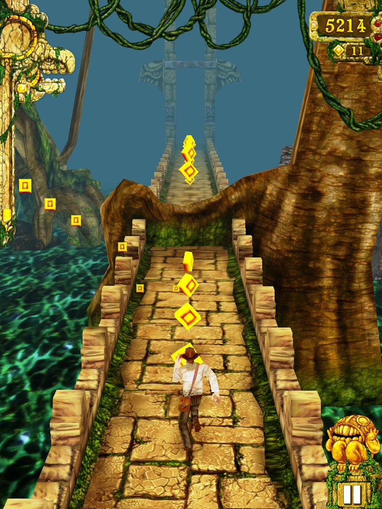 Click Here to download Temple Run for HVGA,QVGA : Download