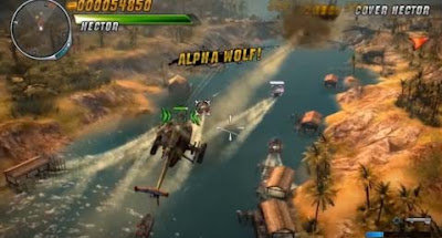 Free Download Games Thunder Wolves Full Version For PC