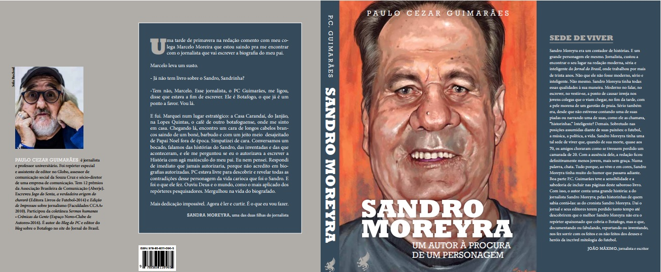 Livro sobre o Sandro Moreyra