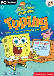 Download SpongeBob SquarePants Typing Pc