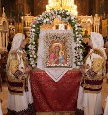 Η Παναγία Αρβανίτισσα