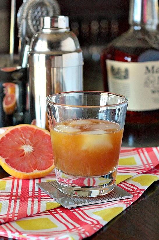 bourbon derby cocktail
