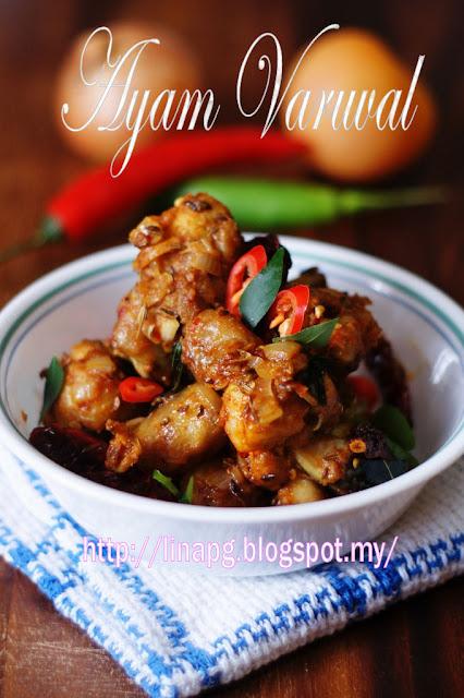 Varuval Chicken LiNa Pg