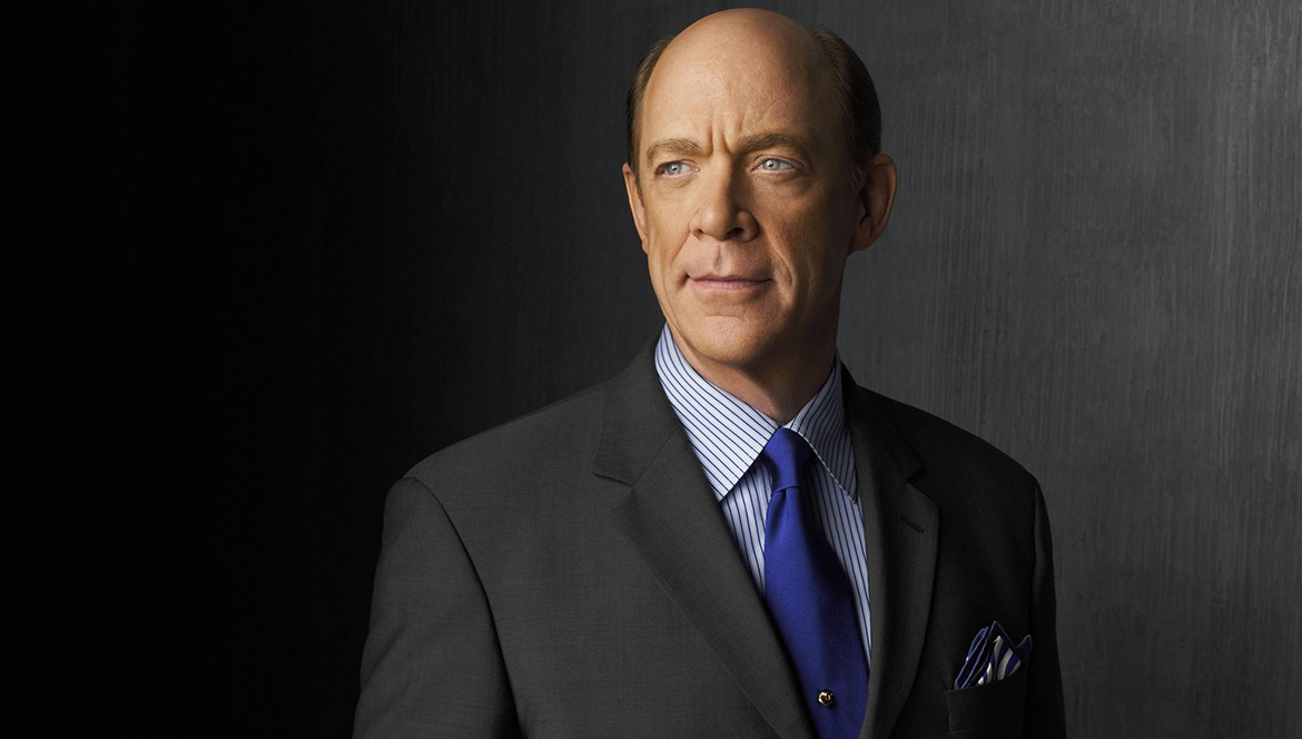 And so it begins in character j k simmons