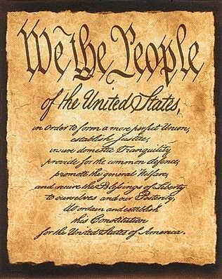 an introduction to the article five of the us constitution The united states constitution is unusually difficult to amend as spelled out in article v, the constitution can be amended in one of two basic ways first, amendment can take place by a vote of two-thirds of both the house of representatives and the senate followed by a ratification of three.