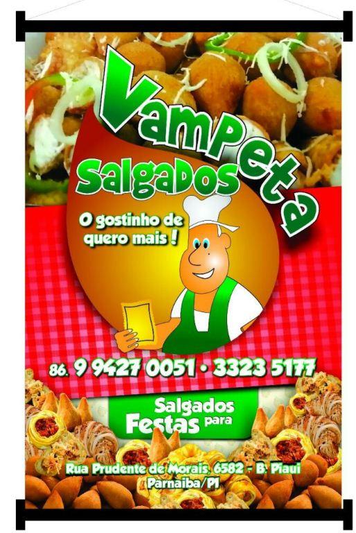 VAMPETA SALGADOS EM PARNAIBA