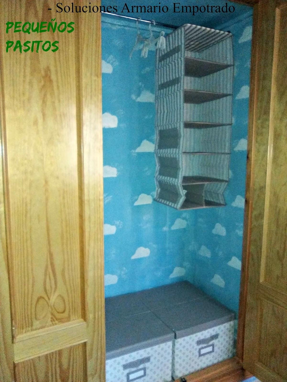 Decoracion armarios empotrados simple armario empotrado - Decorar armarios empotrados ...