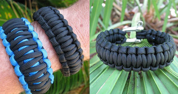 Survival Rope Bracelet