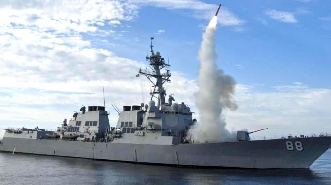 Siria navi da guerra italiane verso il libano fab blog for Andrea doria nave da guerra