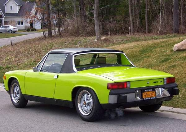 outstanding 1974 porsche 914 targa buy classic volks. Black Bedroom Furniture Sets. Home Design Ideas