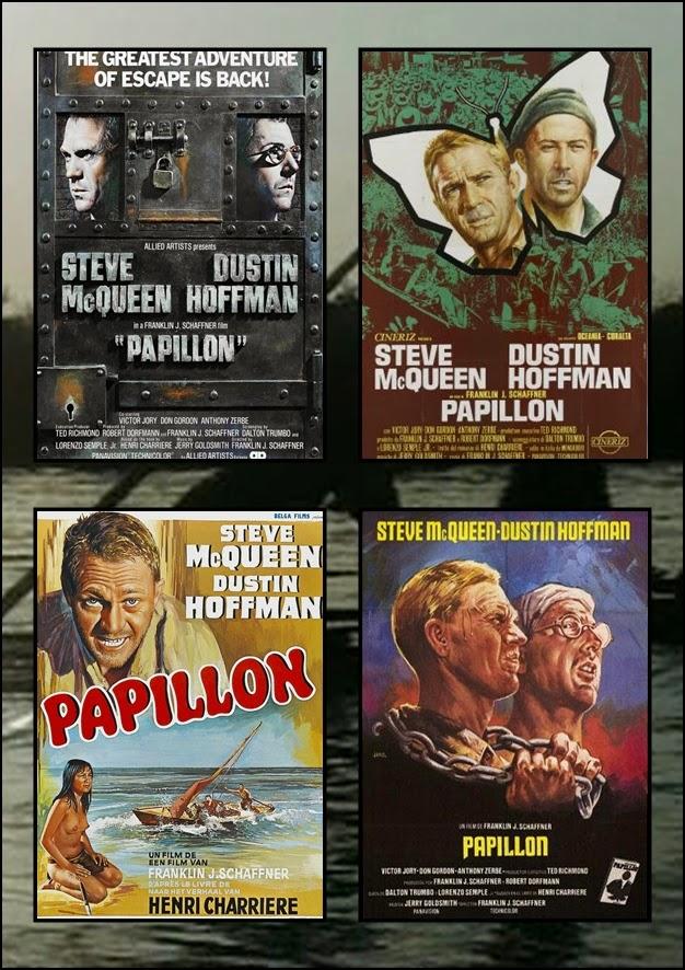 Papillon, Franklin J, Schaffner