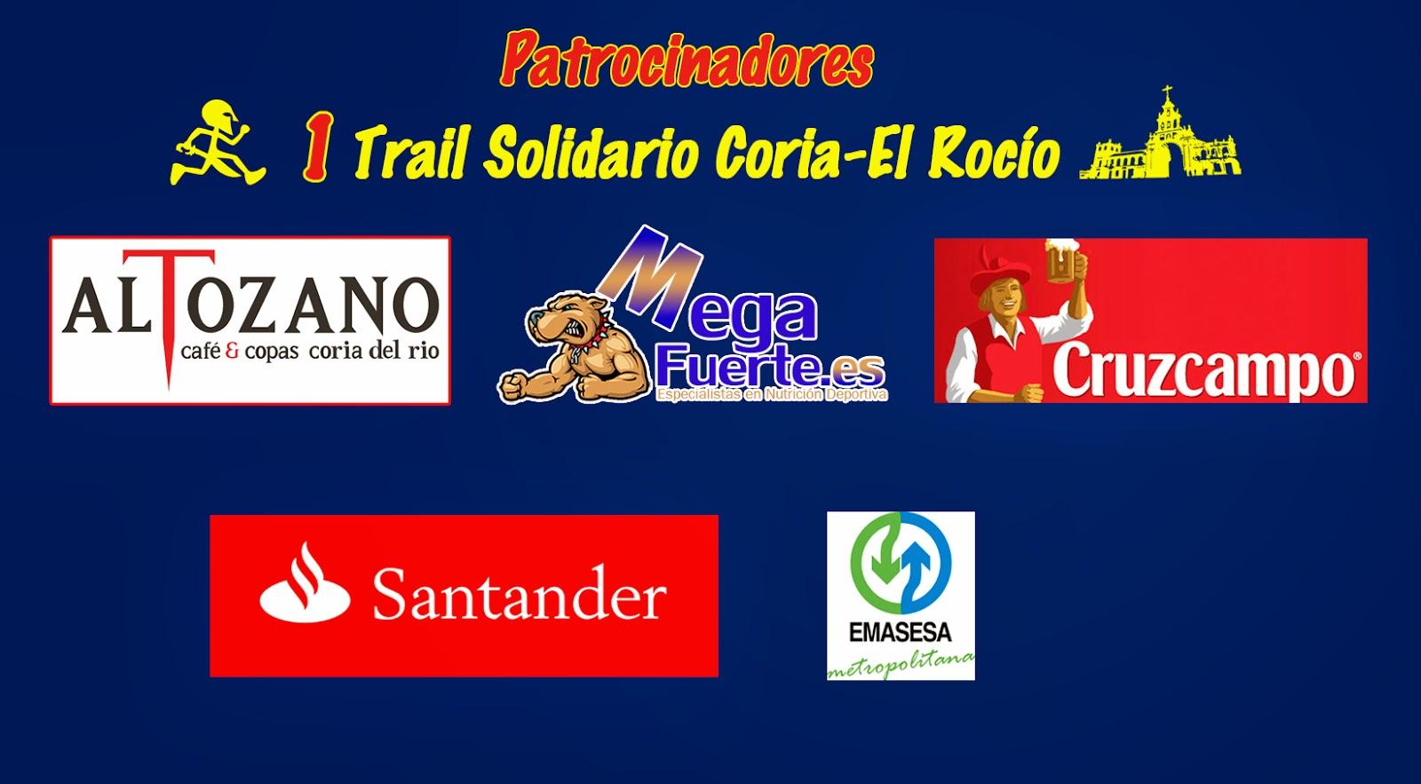 Club deportivo hispanos i trail solidario coria el roc o for Oficina 0049 banco santander