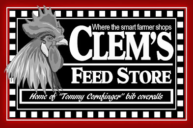 Clem from Clem's Feed Store in the News!