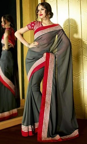 Stylish Banarasi Saree