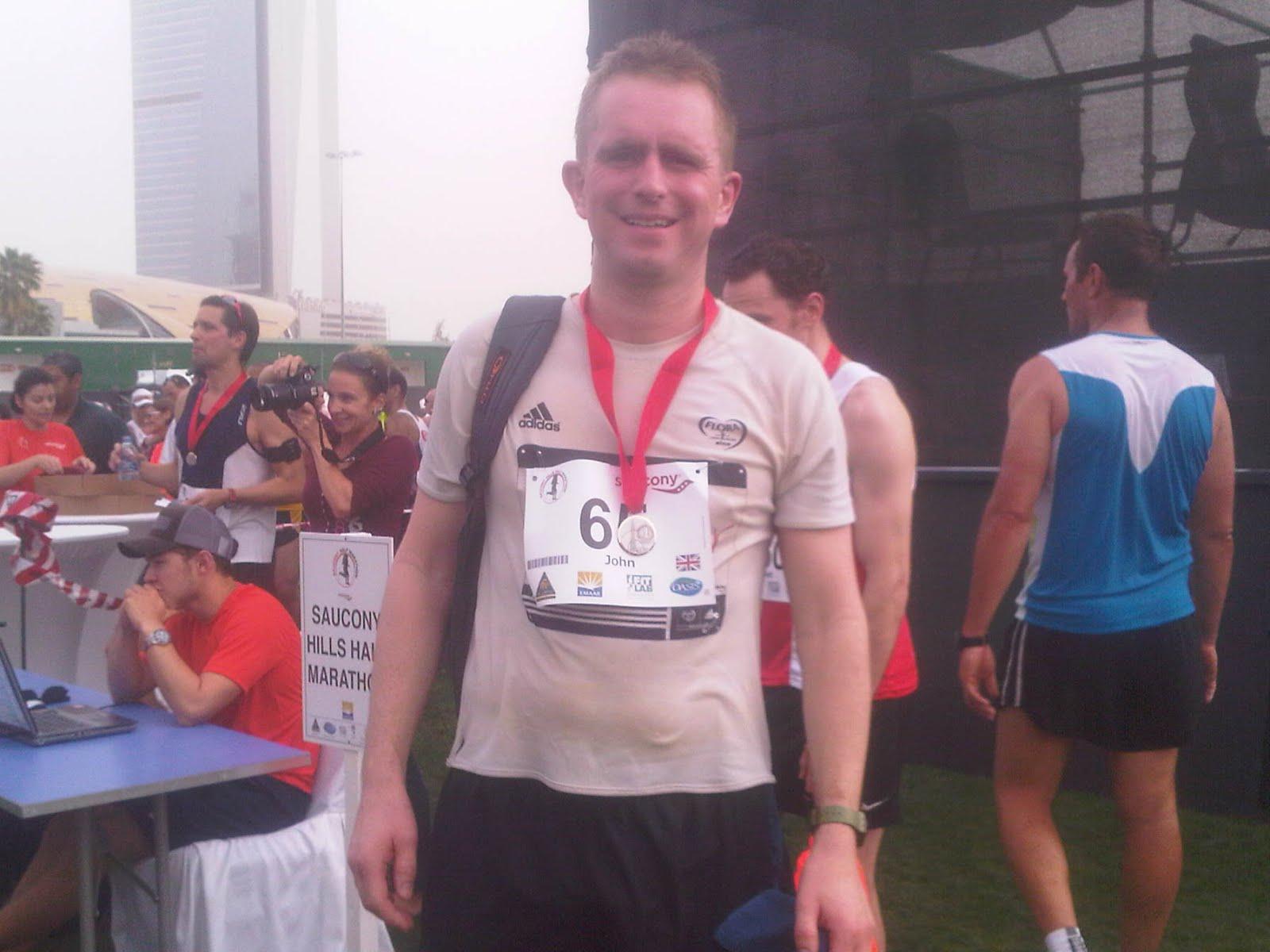 JS Dubau Half Marathon 2012