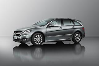 Harga Mercedes Benz R Class