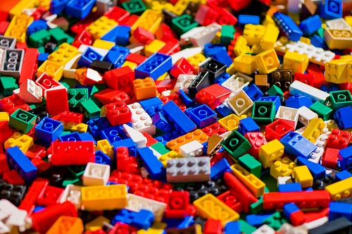 30 Criações impressionantes com Lego®.
