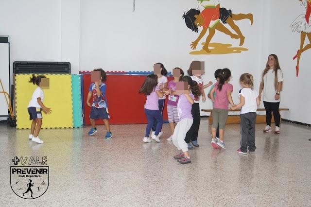 baile moderno niños arucas