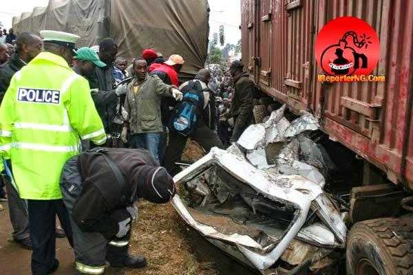 News: Nine accident black spots in Nairobi