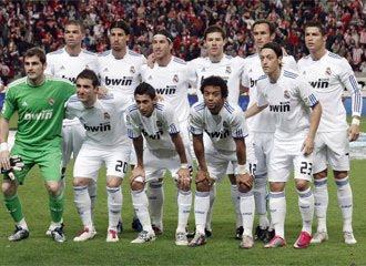 درجات لاعبي فريق ريال مدريد في الفتره السابقه وحتي الان