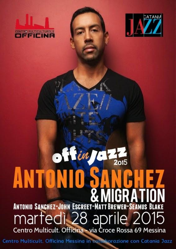 CONCERTO DI ANTONIO SANCHEZ & MIGRATION
