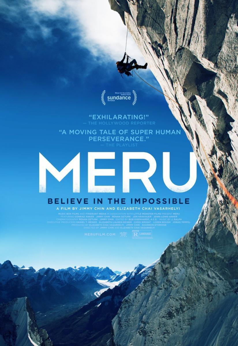 Ver Meru: odisea en el Himalaya (2015) Online