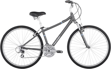 Cheap Bikes For Heavy People Hybrid bicycle with C