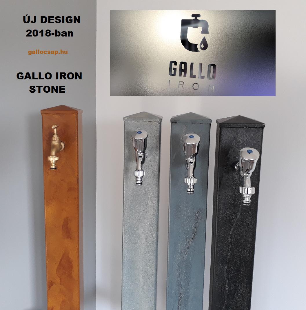 GALLO IRON STONE