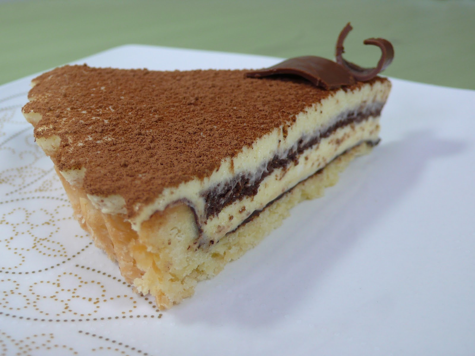 Baking in the Land of the a Thousand Hills: Tiramisu Black ...