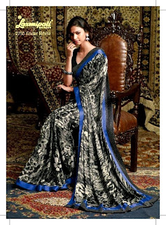 Designer Embroidered Sarees Party Wear