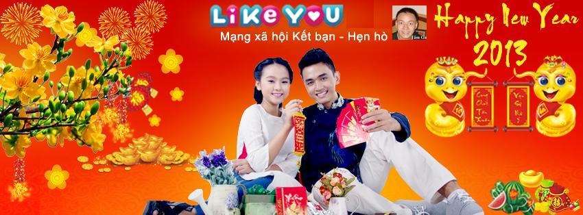 Likeyou mạng xã hội hẹn hò kết bạn tìm bạn số 1 Việt Nam
