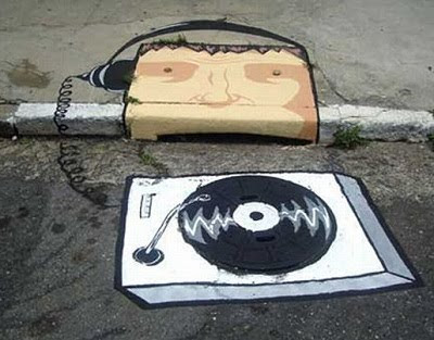 DJ on the Street