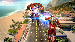 Download Game Android Iron Man 3