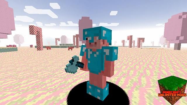 Mythical Realm Mod Candyland hombre cerdo