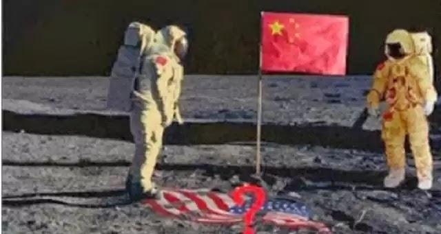 Η Κίνα σχεδιάζει να στείλει αστροναύτη στη σκοτεινή πλευρά της σελήνης το 2018