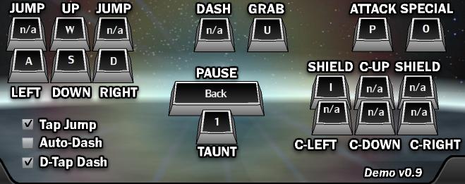 Jogos de luta, ação: Super Smash Flash 2