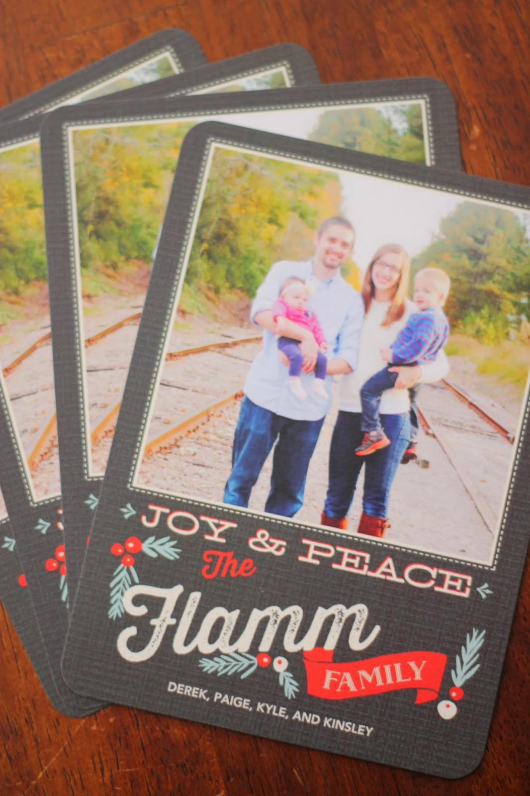 Deals on photo christmas cards