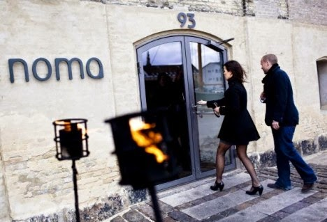 Noma: World restaurant ranking no#1