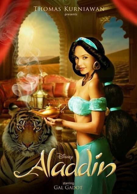 Aladdin - Gal Gadot