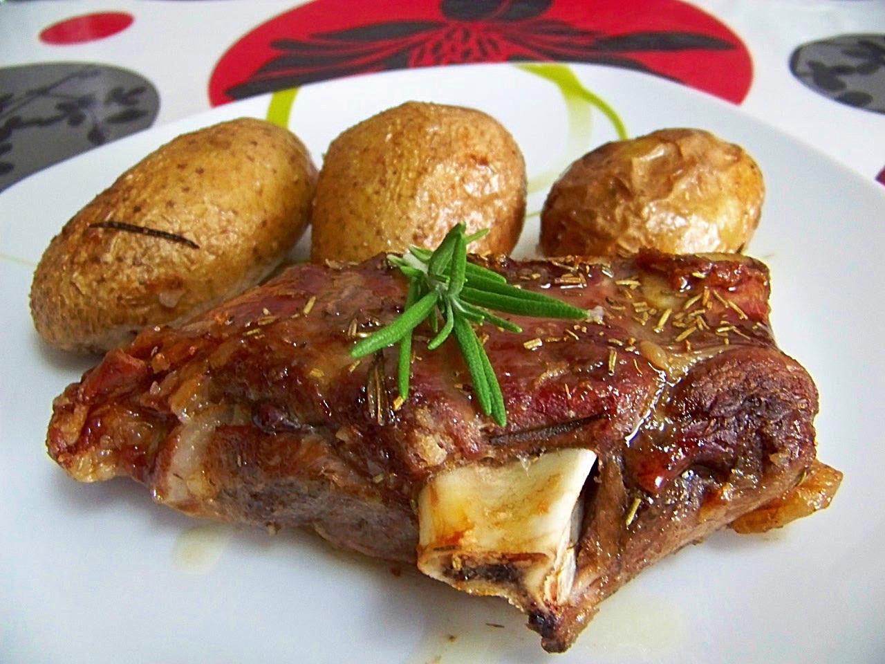 Mi Cocinita de Juguete: Cordero Asado con Patatas de ...