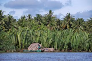 Le guide: Deux journée de voyage le delta du Mékong
