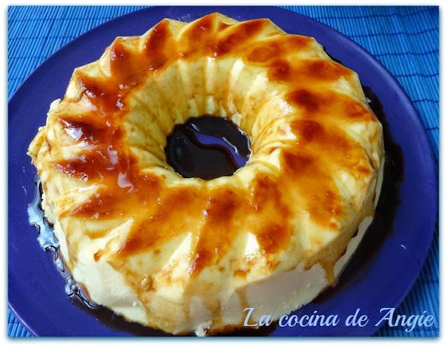 Pastel De Limón Y Leche Condensada