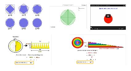 2º ceb, 2º ciclo, 5º Ano, aeaav, atividade interativa, ensino básico, mat, Matemática, área do círculo, área do paralelogramo, área do triângulo,